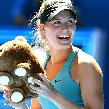 Genie Bouchard Eugénie Bouchard Tennis Star Player Favourite Love Sports Australianopen Usopen Wimbledon Frenchopen Beauty Beautiful