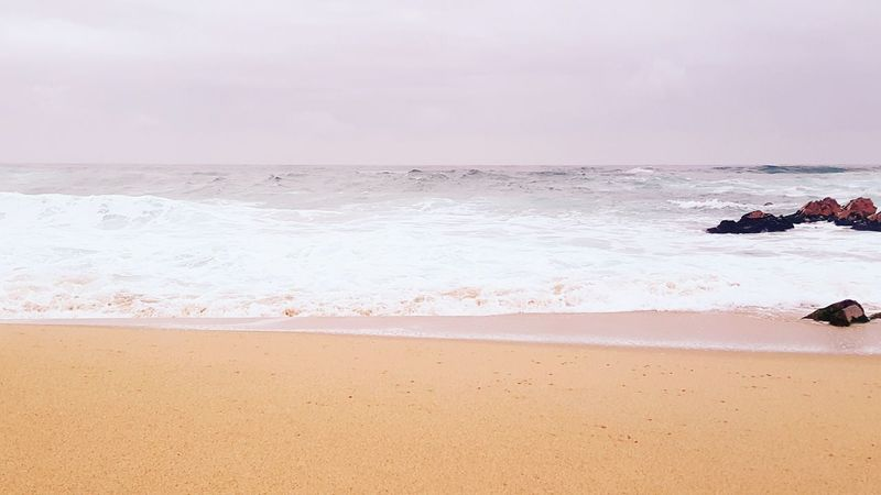 Beach Sand Sea Shore Water Tranquil Scene Tranquility Sky Nature Coastline Scenics Beauty In Nature Travel Destinations Calm Non-urban Scene Seascape Tourism Wave Horizon Over Water Summer Clear Sky My Favorite Place