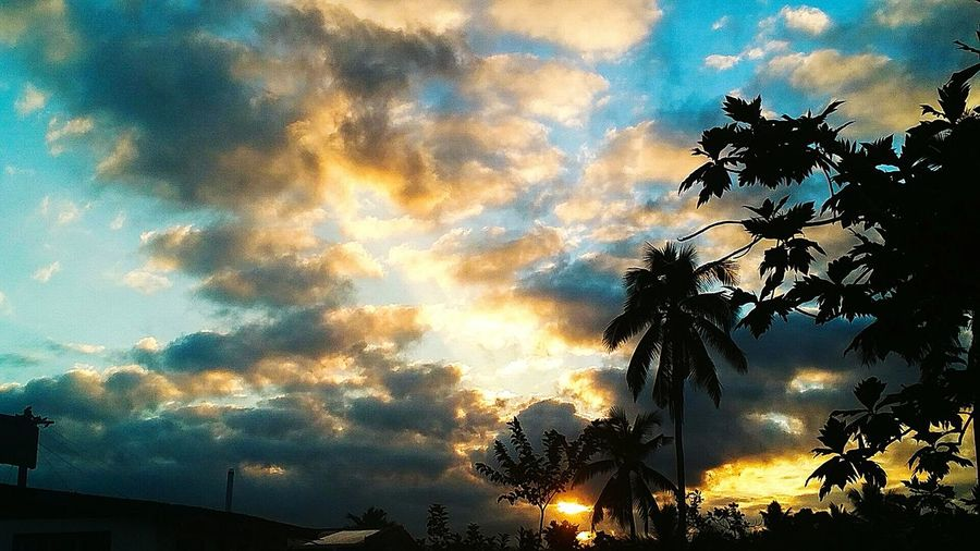 Sunset Fijianshots NatureAtItsFinest First Eyeem Photo