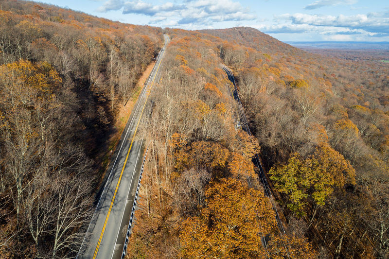 Drone  Drones Autumn Beauty In Nature Cloud - Sky Day Drone Photography Dronephotography Droneshot Landscape Mountain Mountain Range Nature No People Outdoors Road Scenics Sky Tree