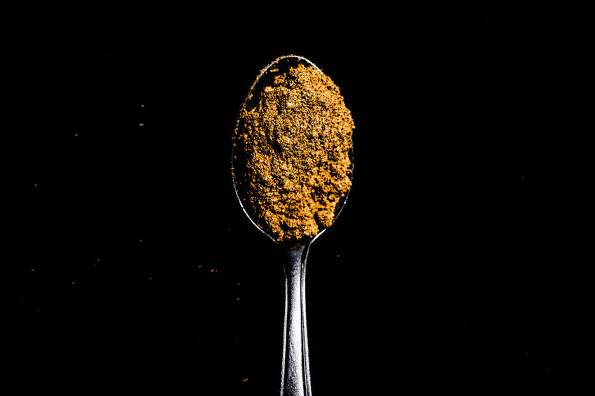 spice in darkness Black Background Blur Close-up Depth Of Field Details Eye4photography  EyeEm Gallery Foodphotography Micro Photography Spice Spiced Up Spices Of The World Still Life StillLifePhotography Structure