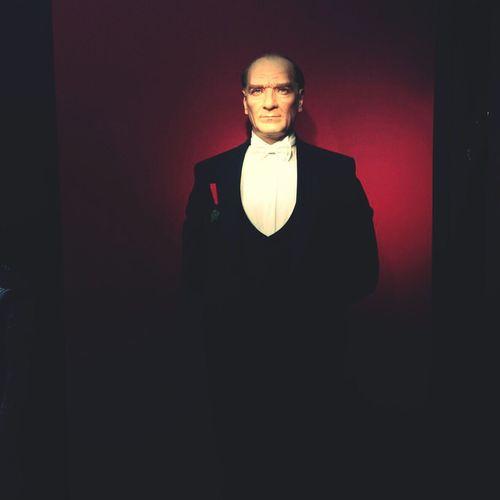 Balmumu Eskişehir Mustafa Kemal Atatürk CandlewaxArt