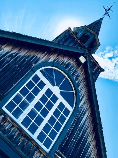 Sky Low Angle View Built Structure Architecture Building Exterior Nature 10