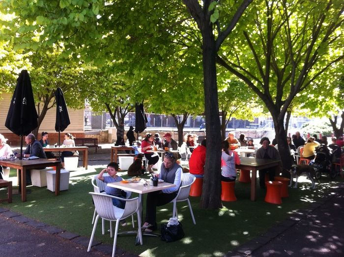 Melbourne Cool Is Lunching