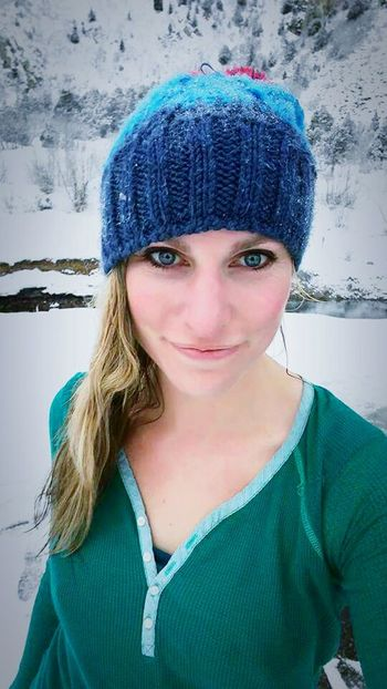 Winter Selfie Hot Springs Snow Day That's Me Enjoying Life Outdoors Nature Mountain Living Natures Beauty Eyem Gallery The Portraitist - 2016 EyeEm Awards
