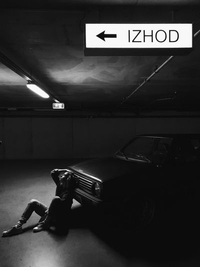 exit City Streetphotography Architecture Shadows & Lights Blackandwhite Communication Text Exit Sign Arrow Symbol One Way Parking Garage Parking Lot The Street Photographer - 2018 EyeEm Awards The Portraitist - 2018 EyeEm Awards The Creative - 2018 EyeEm Awards