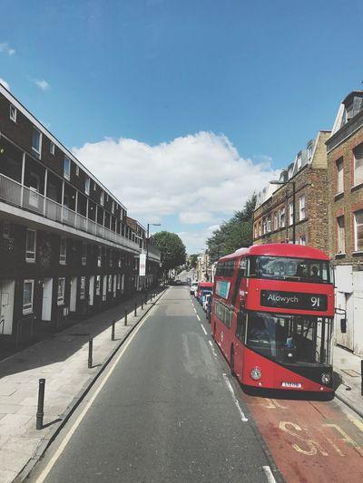 Heading to Highgate London Londonbus