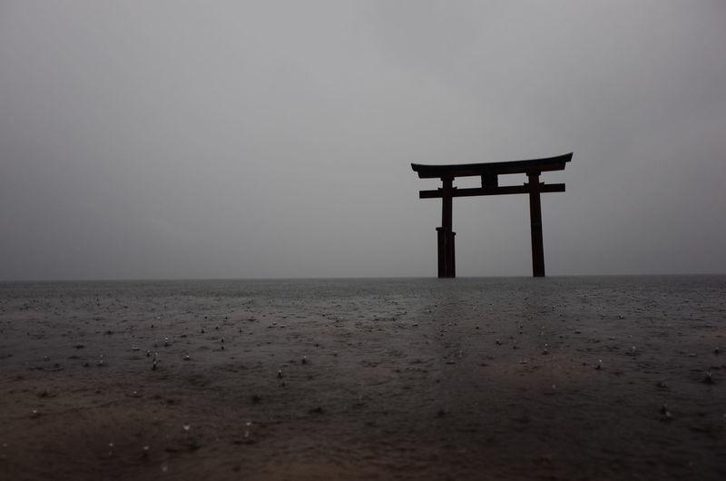 Tourism Destination Travel Destinations Outdoors 滋賀県 白髭神社 白鬚神社 鳥居