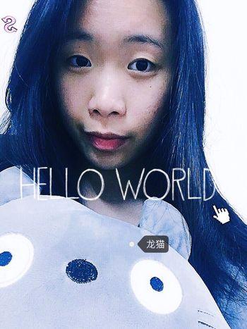 Hello World That's Me Fujian, China Enjoying Life Taking Photos Lonely
