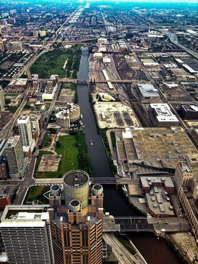 Chicago Cityscapes Skyscrapers