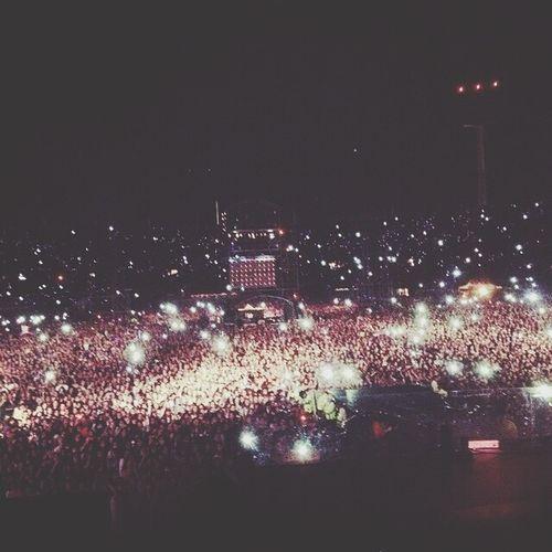 Urban Escape Believe Tour November12 2013 #Chile #JUSTINBIEBER