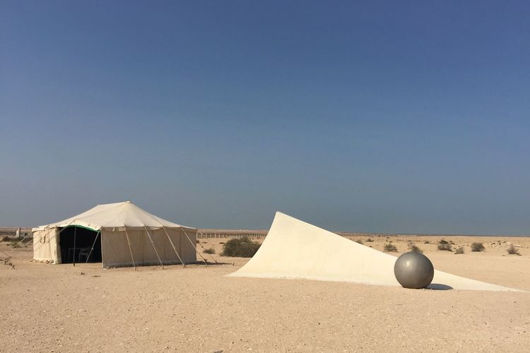 Archeology Archeological ArcheologicSite Fort Tent Pearl Hunters Qatar History Historic UNESCO World Heritage Site Al Zaburah