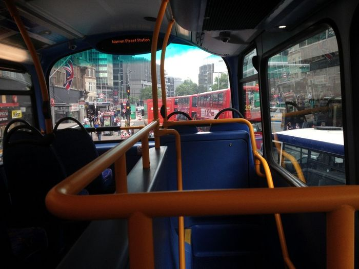 Seeing Something In London