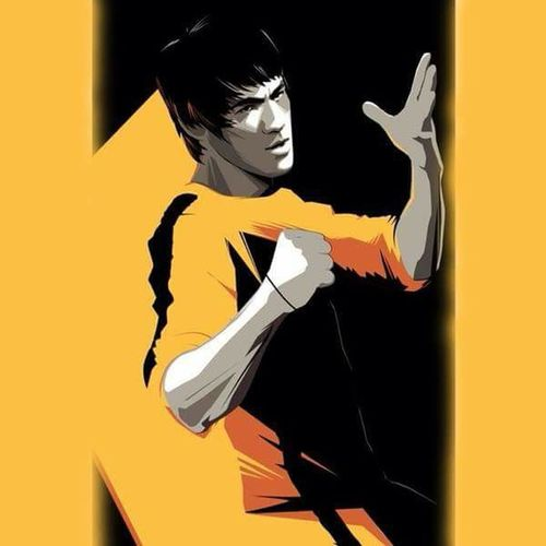 Brucelee Bruce Lee The incredible man Hello World