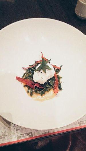 Holadaise Asparagus Poached Egg