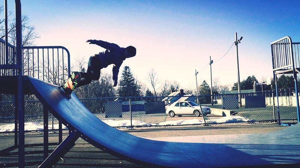 Enjoying Life Photos Skateboarding Practice Deathwishskateboarding xD Good Times & Life AwesomeDay :)