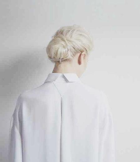 Fashion Whiteshirt  White