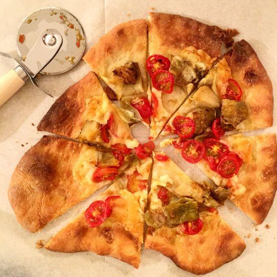 Food Porn Awards Homemade Pizza