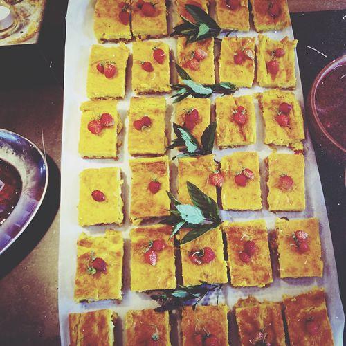 Superb safron pancakes at Leva Kungslador. Fikadags Dessert Porn Sweets The Foodie - 2015 EyeEm Awards Foodporn