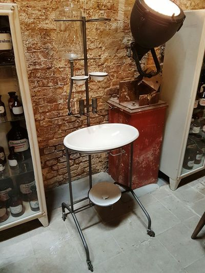 Home Interior Domestic Room Bathroom Indoors  Modern Bathroom Sink No People Faucet Close-up Residential Building Domestic Bathroom Edwardian Victorian Antique Antiques Hospital Equipment Hygiene Hand Washing Basin Sink