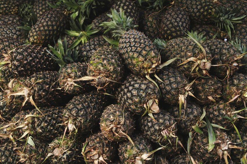 pineapple Pineapple Pineapple🍍 Fruit Fruits India ASIA Plant Full Frame Needle - Plant Part