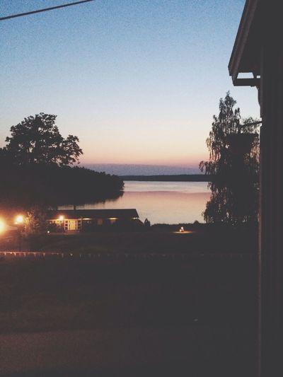 Bommersvik Valläger14 SSU Lake Lake View