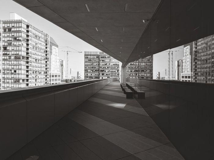 City Cityscape Shadow Architecture Built Structure