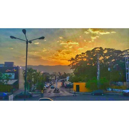 #atardecer #paz✌ #City #cityscapes