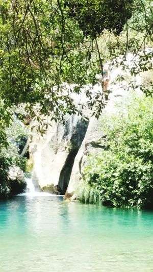 A beautiful hidden cove in the Andulucian Mountains Holiday Secret Places