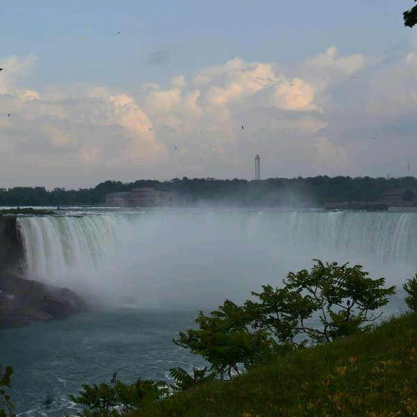 Niagara Falls Cool Day Beautiful ♥