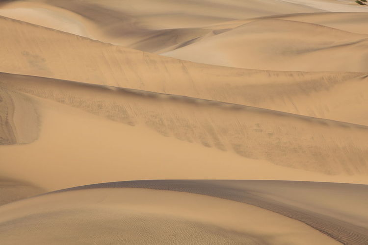 Africa Arid Climate Cropped Desert Dunes Hot Namib Desert Namib Dunes Namibia Sand Sand Dune Sunlight Surreal Tranquility Wave Pattern Kiomi Collection Eyem Best Shots Color Palette