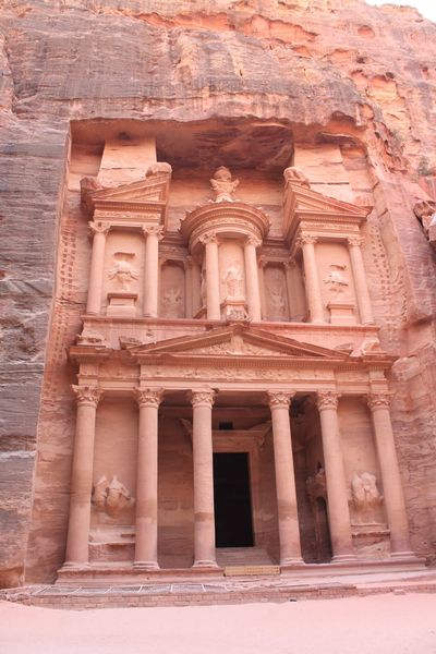 Ad Deir Ancient Ancient History Desert Deserts Around The World El Deir Jordan Middle East Monastery Petra Petra Jordan UNESCO World Heritage Site Alkhazneh Ancient Architecture Ancient City Ancient Civilization Ancient Ruins Desert Beauty Nabatean Nabatean Kingdom Rose City Sandstone Siq Tourist Destination Treasury