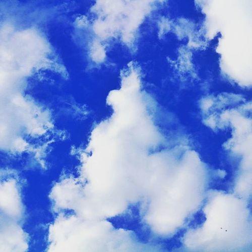空を見たら逆♡をゲット«٩(*´∀`*)۶» ヒルソラ 逆ハート ゲットだぜ