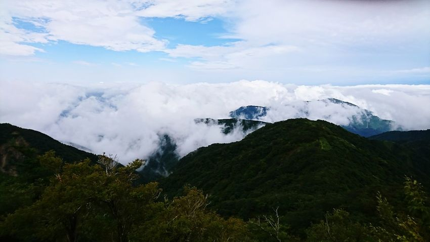 塔ノ岳 Japan Photography Beauty Japanese Mountain Mountain EyeEm Selects Power In Nature