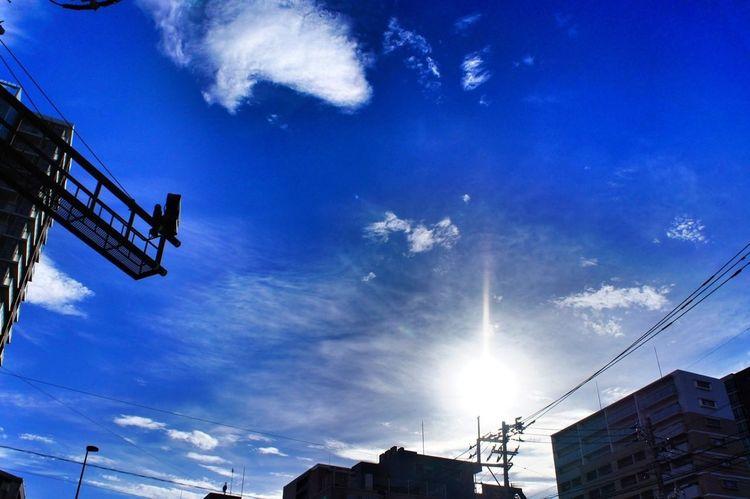 Fukuoka-shi Sunset #sun #clouds #skylovers #sky #nature #beautifulinnature #naturalbeauty #photography #landscape