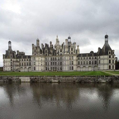 Château Chambord Chateauxdelaloire France quiet serenity weekend samsung