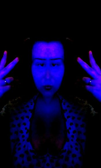 I am not human, I am not beast. I am an alien in this society. Check This Out Hello World That's Me Alien High Artist Gypsy Saynotonormal Beyourself