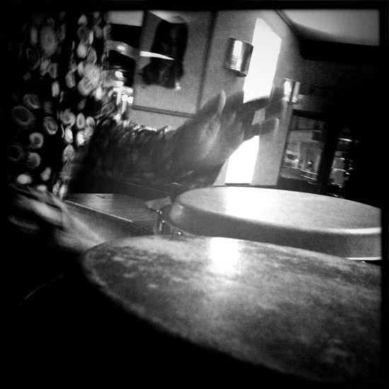 boeuf at Café Noir Angers No Flash BlacKeys SuperGrain Film Boeuf