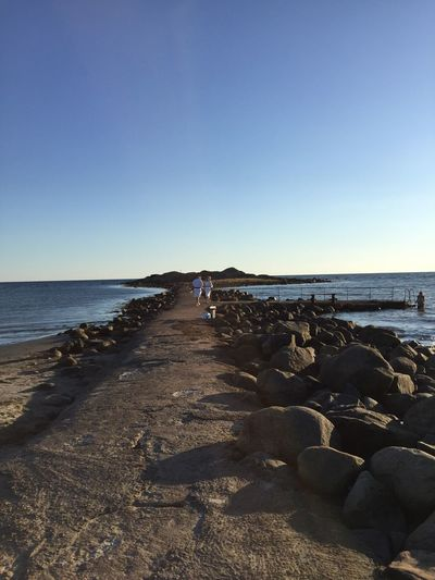 Enjoying The View Love Nature Beach Photography Summer 2016 Sweden Summertime Beautiful Nature Lost In The Landscape