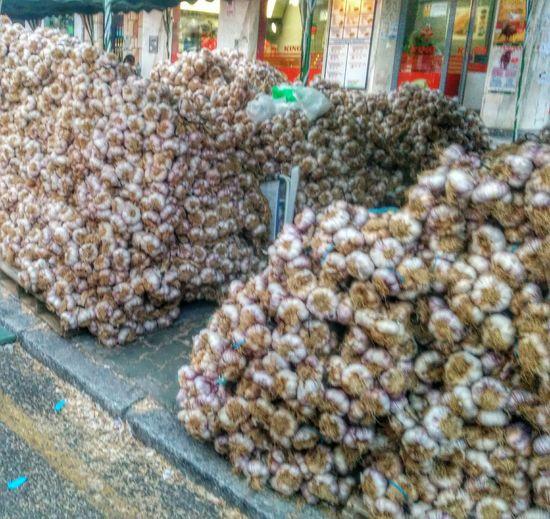 Feria del ajo Ajo