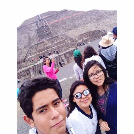 Pirámides De Teotihuacan Piramide Del Sol