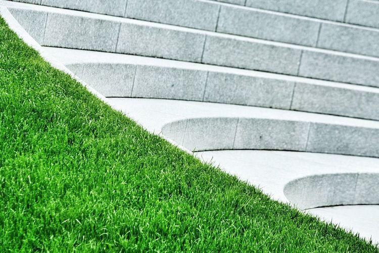 Green Stairs Relax Grass Art Think Green Focus Hogeveluwe Hoge Veluwe Kröller Müller Museum