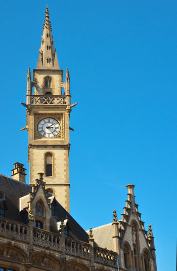 clock tower in