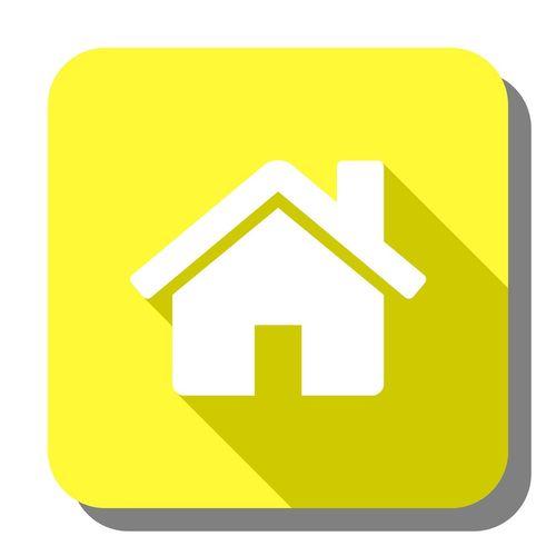 Yellow home icon Yellow Yellow Icon EyeEm Gallery Design Computer Home Icon Sign Symbol Icon Home