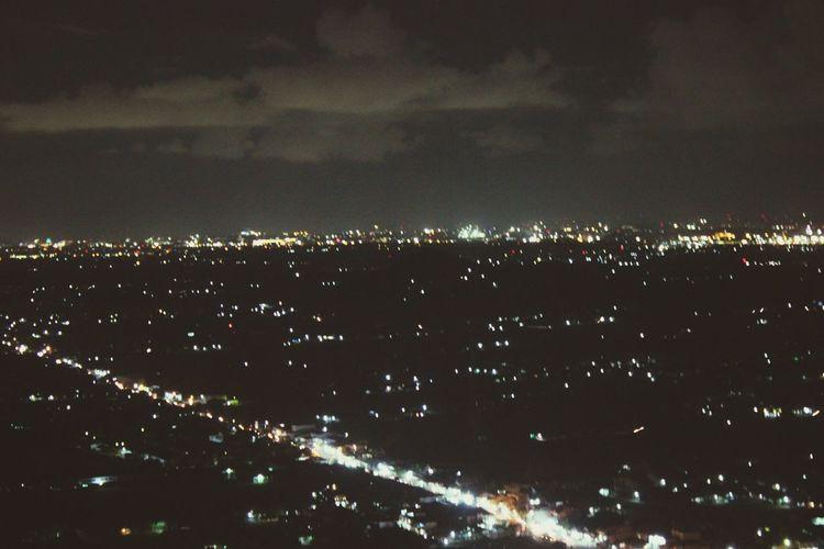 Jogja city✌ Latepost Taking Photos City Night Light Up Your Life Sky