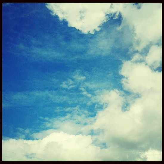 The sky and your secrets! *-*