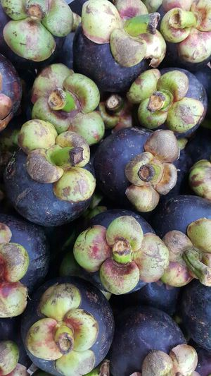 Vegetable Mangosteen Fruit Healthy Eating High Angle View Freshness Abundance Directly Above Food And Drink No People Day Large Group Of Objects Food Close-up Nature Indoors