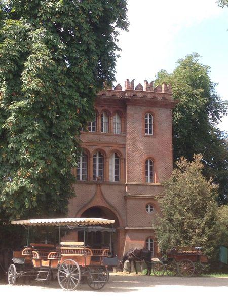 La casina dei cani - dogs house Historical Building Castle Castello Di Racconigi Piemonte Parchi_storici parca