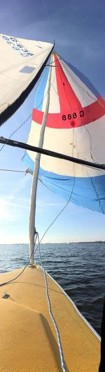 Dyas Sailing 888 Spinaker