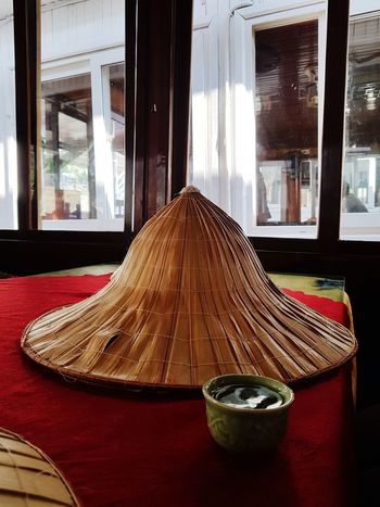 a traditional Vietnam cap Traditonal Travel EyeEm Gallery Nautical Vessel On The Sea Vetnam Cap Close-up